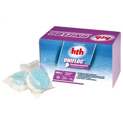 1 Hth Unifloc Floculant préventif pastilles 10 x 40g