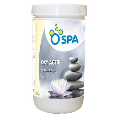 1 OxyTab Ovyspa désinfectant à lOxygène Actif pour spa