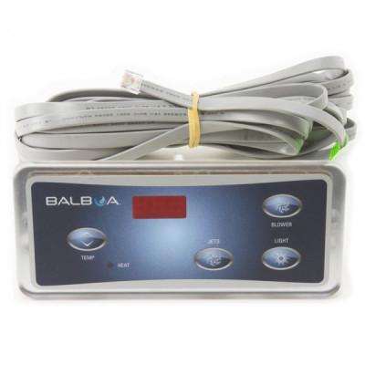 1 Clavier de commande Balboa VL404