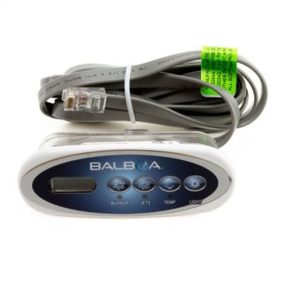 1 Clavier de commande Balboa VL200 (4 boutons)