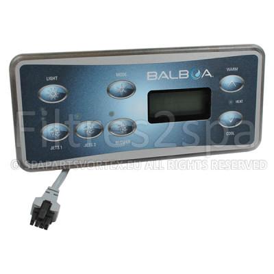 1 Clavier de commande Balboa ML551