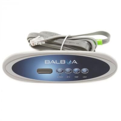 1 Clavier de commande Balboa VL260 (4 boutons)