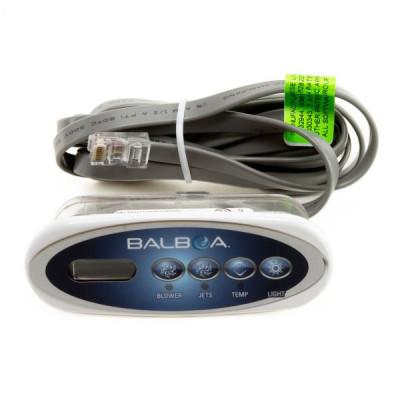1 Clavier de commande Balboa VL240 (4 boutons)