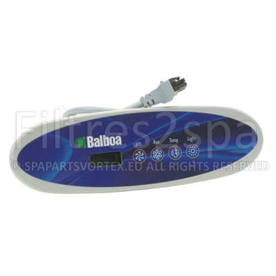 1 Clavier de commande Balboa ML260
