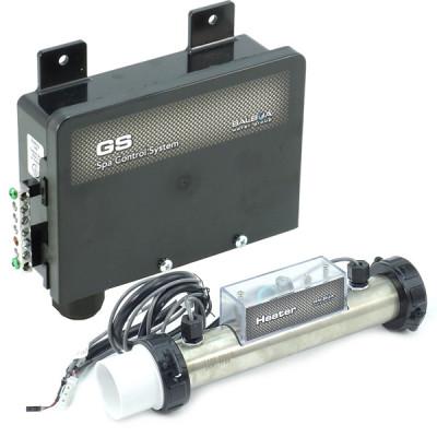 1 Boitier de contrôles Balboa GS100 (avec réchauffeur)