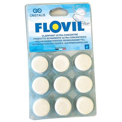 1 Clarifiant haute performance Flovil (9 pastilles)