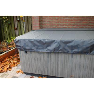 1 Bâche couverture spa (220 cm x 220 cm)