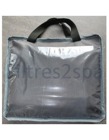 5 Bâche couverture spa 225 cm x 225 cm
