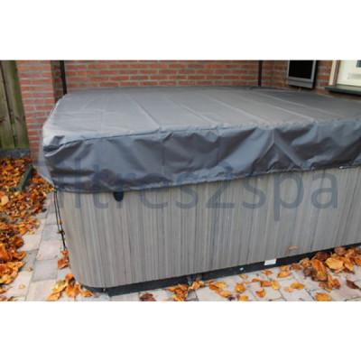 1 Bâche couverture spa 235 cm x 235 cm