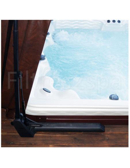 3 Leve couverture spas encastrés modele DeckMount