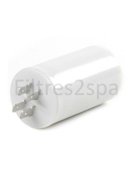 2 Condensateur pour pompe de spa 14 microfarad