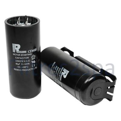 1 Condensateur de démarrage 50-63µF