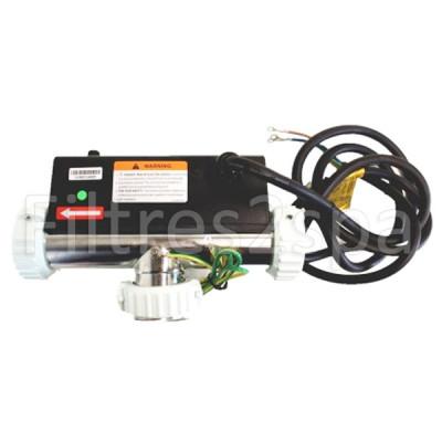 1 Réchauffeur Lx H30-R3, 3.0 kw 1.5 (sans câble pressostat)