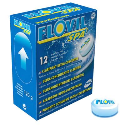 1 Flovil spa : Floculant / Clarifiant pour spa