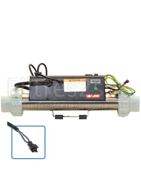 1 Réchauffeur allongé H30-R1 Lx Whirlpool pour spa