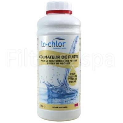 1 Colmateur de fuites spa et piscines Lo-Chlor