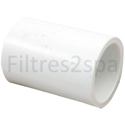 1 Manchon pour tuyaux 1.5 pouce vers 50mm