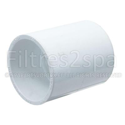 1 Manchon spa 2.0 pouces vers 63mm