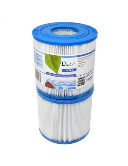 1 Filtre spa PRB17.5-SF Lot de 2 / C-4401 / 40352