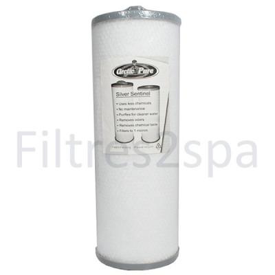 1 Micro Filtre Silver Sentinel - Arctic Filtro Spa