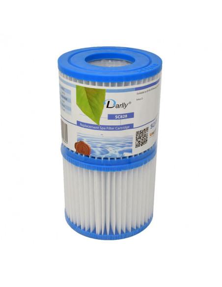 1 Filtre Intex D / C-4313 / PBW4PAIR