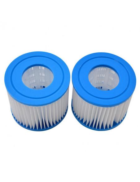 2 Filtre Intex D / C-4313 / PBW4PAIR