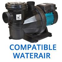 Pompe piscine Waterair compatible